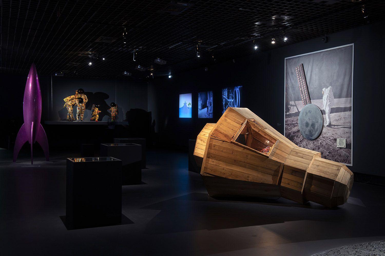 «La Lune. Du voyage réel aux voyages imaginaires» Exposition au Grand Palais jusqu'au 22 juillet 2019