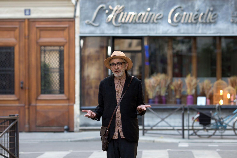 Elia Suleiman - It must be heaven - Cinema - Festival de Cannes 2019 - Mention special du jury
