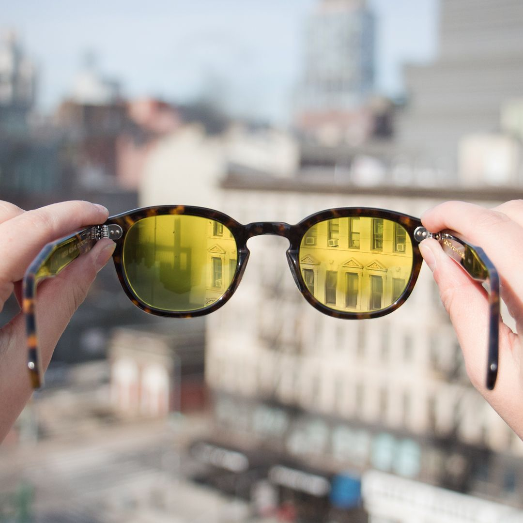 Mellow Yellow - Moscot