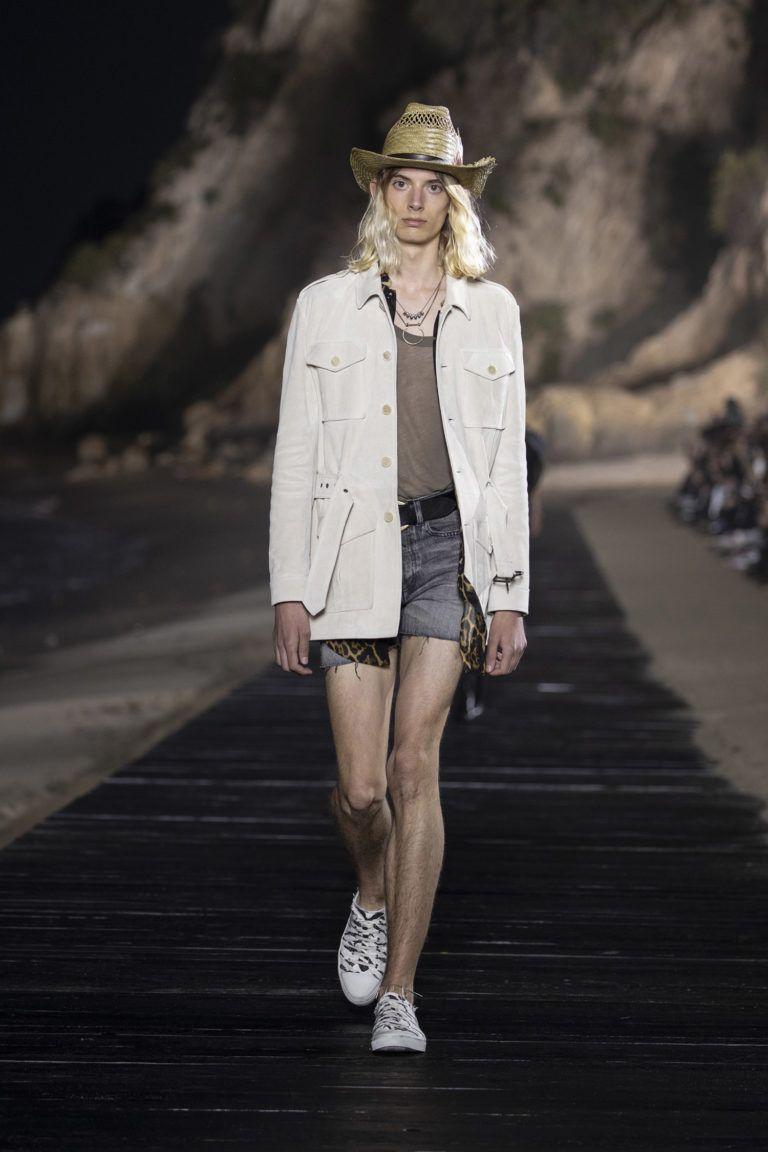 Saint Laurent Paris - Men SS20 - Look27