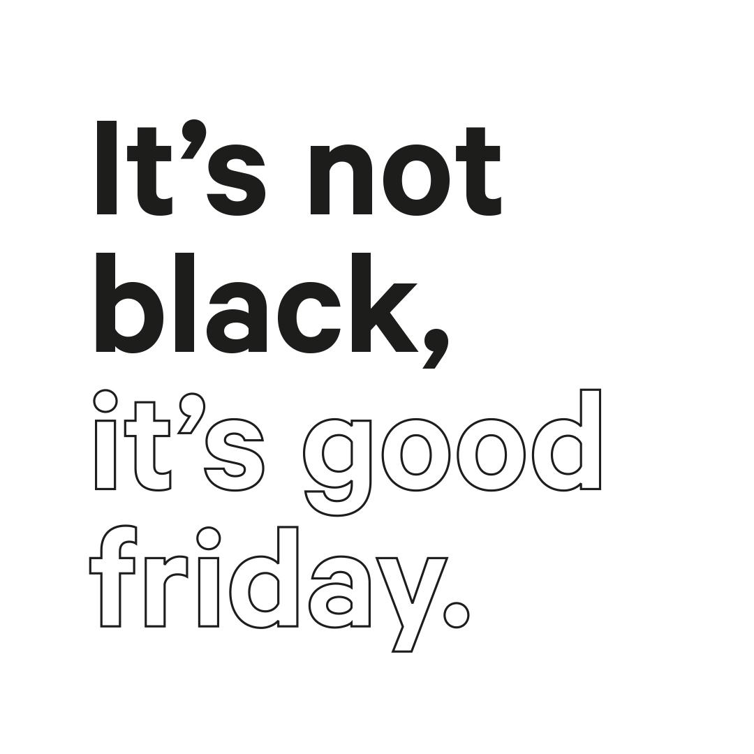 Jimmy Fairly Black Friday