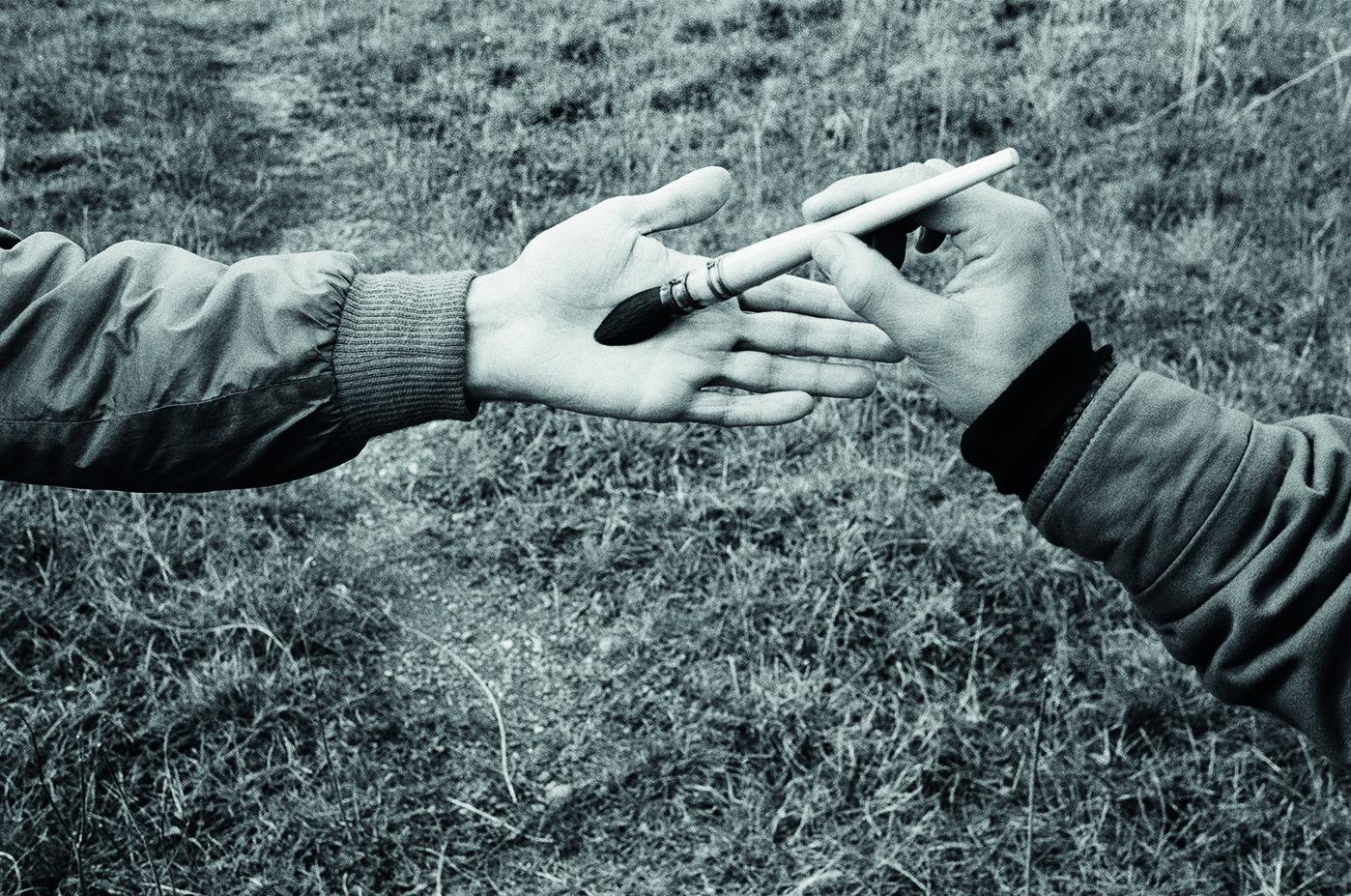 Hervé Guibert photographie