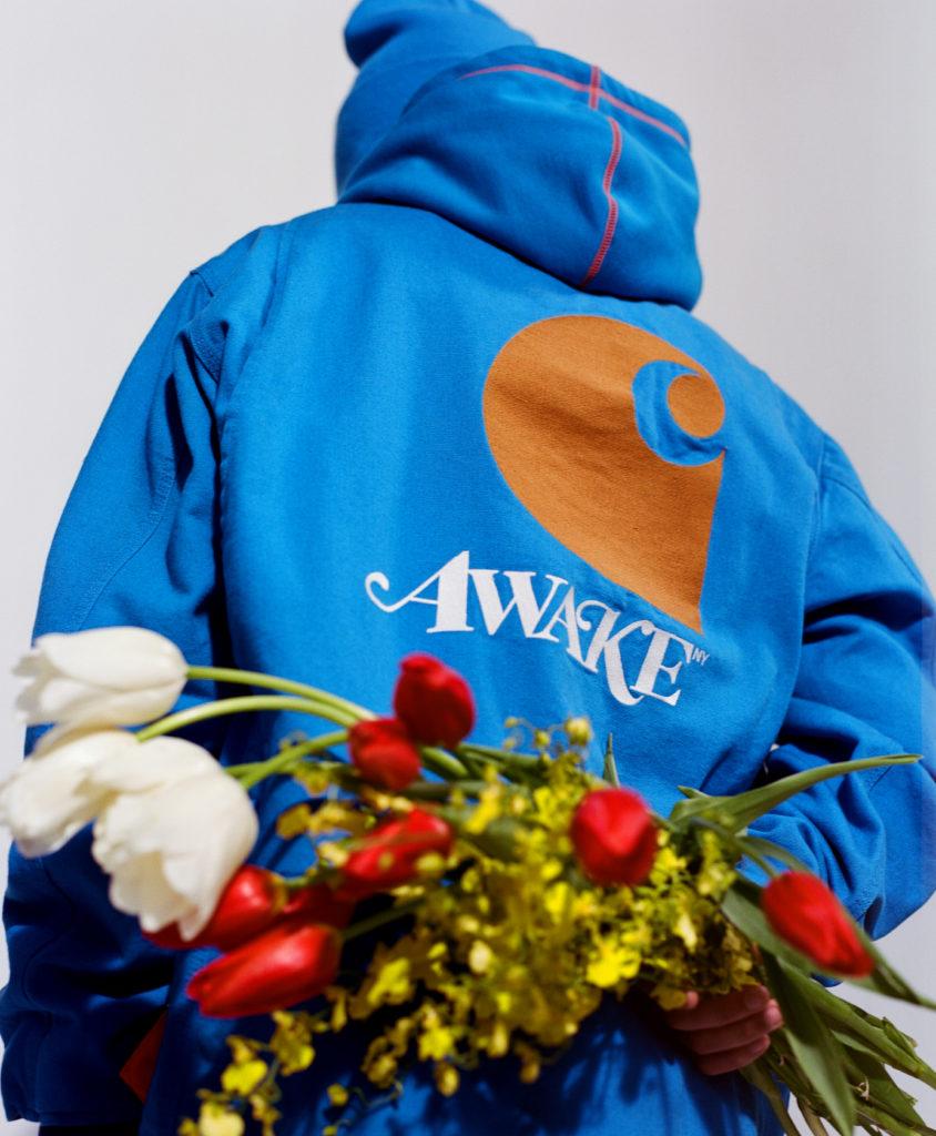 Carhartt WIP X Awake NY
