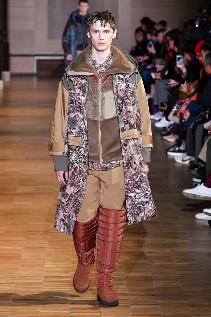 Yosuke Aizawa Paris Fashion Week