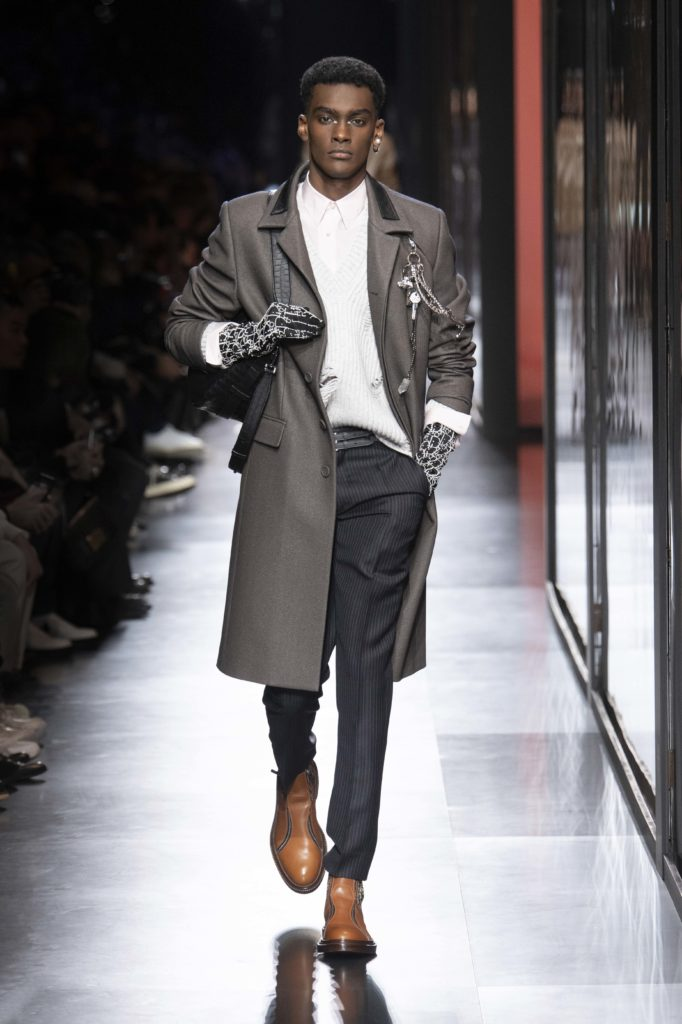 Dior Homme Automne hiver 2020