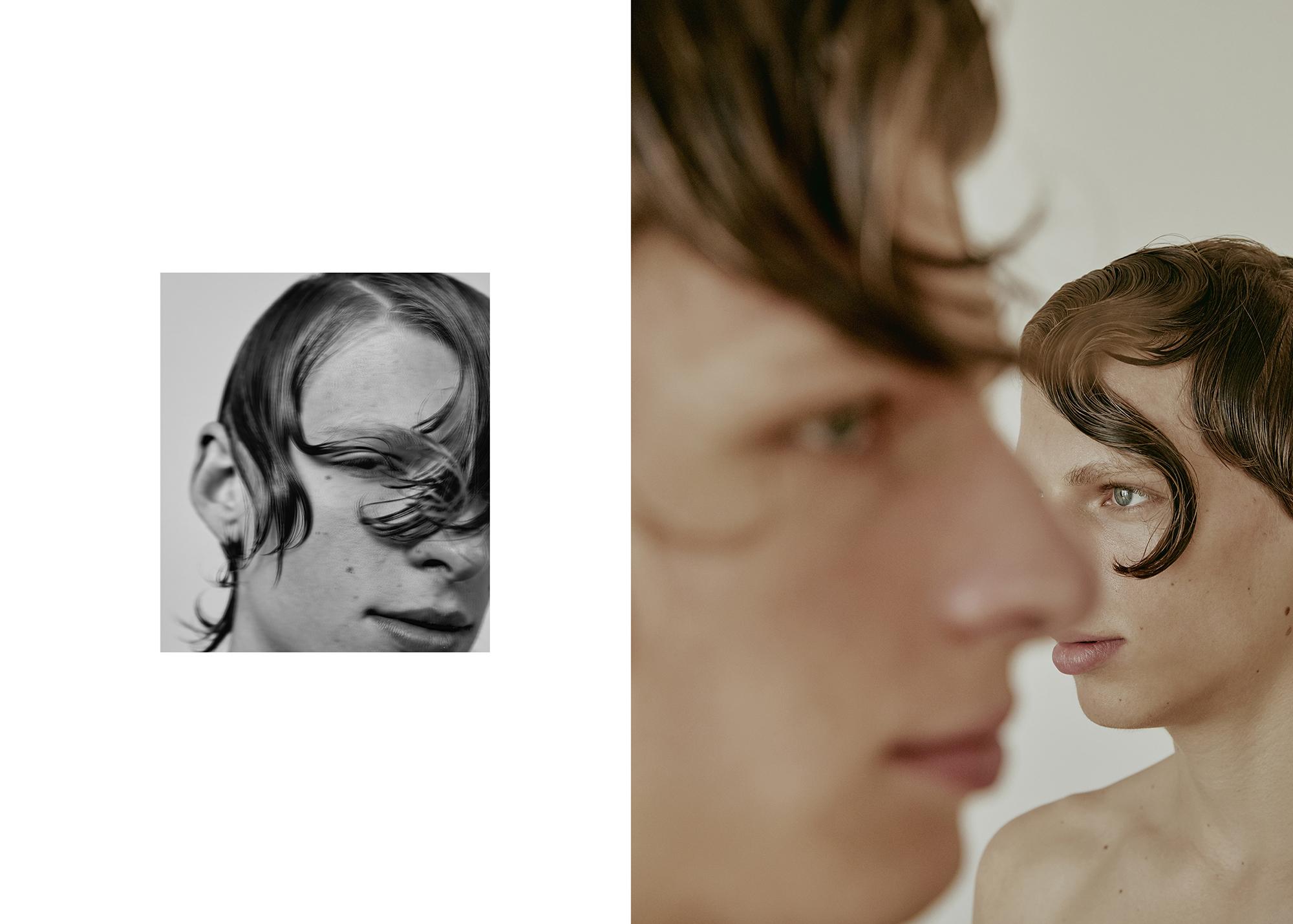 Reflecting Souls par Alizée Omaly