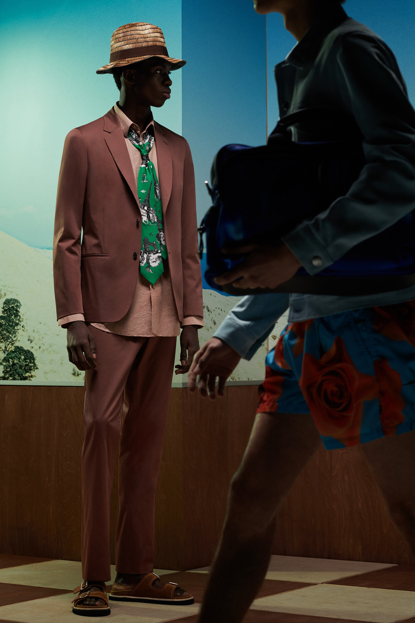 Paul Smith Printemps-Été 2021