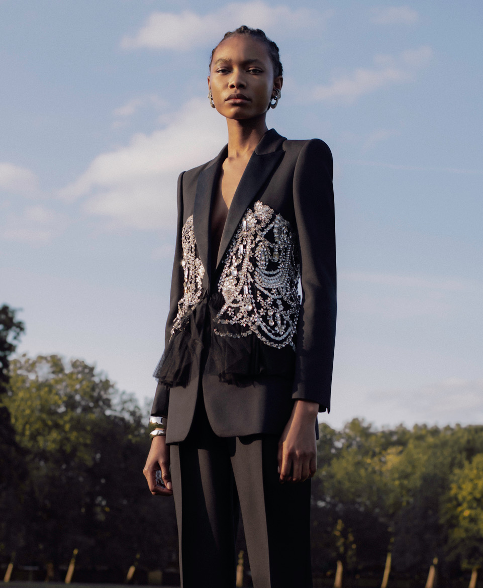 Alexander McQueen at MATCHESFASHION Fashion by Will Johns Photography by Virginie Khateeb