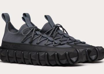 Sneakers Rockstud Black Valentino Craig Green