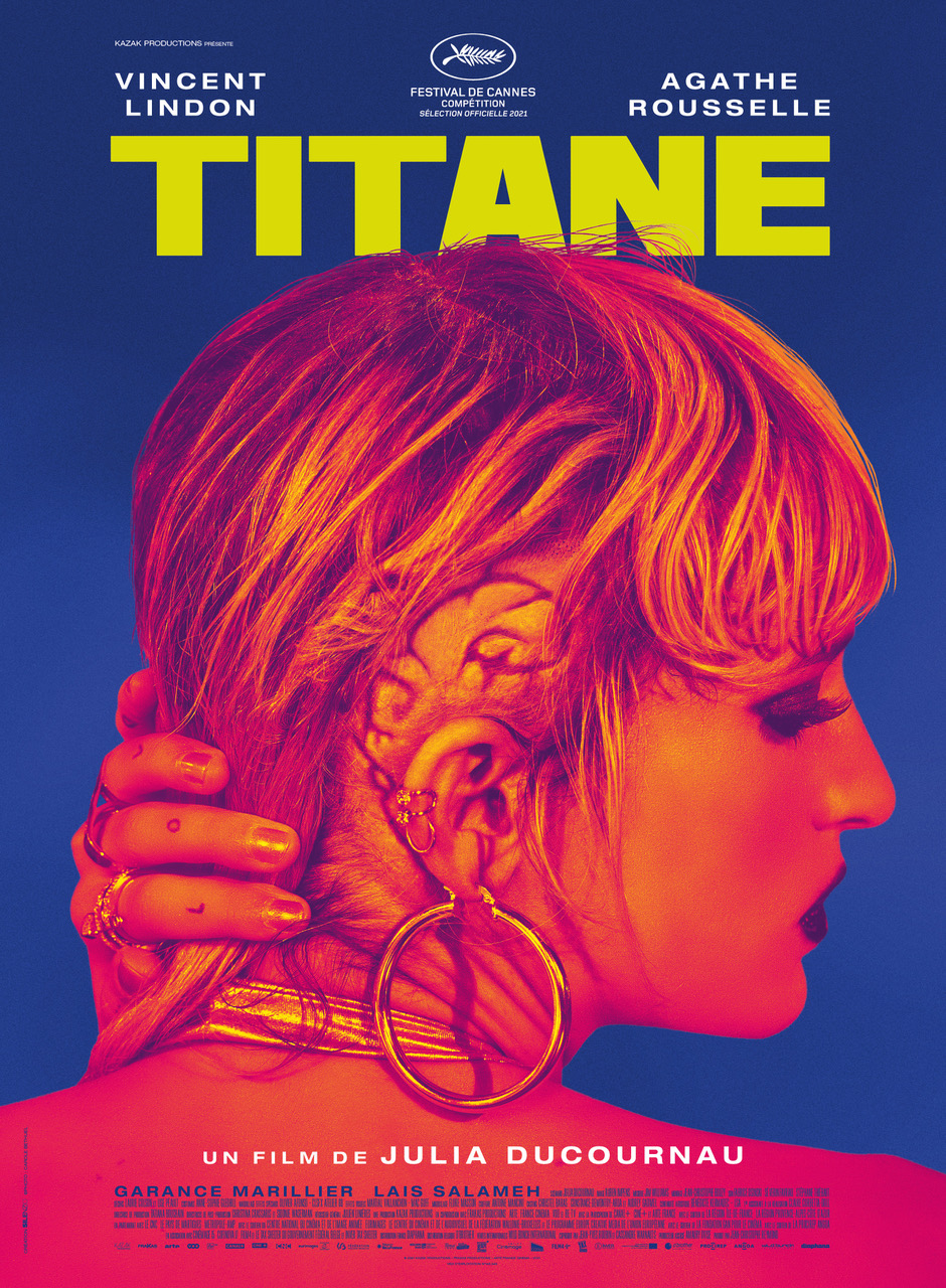 Titane Cannes 2021