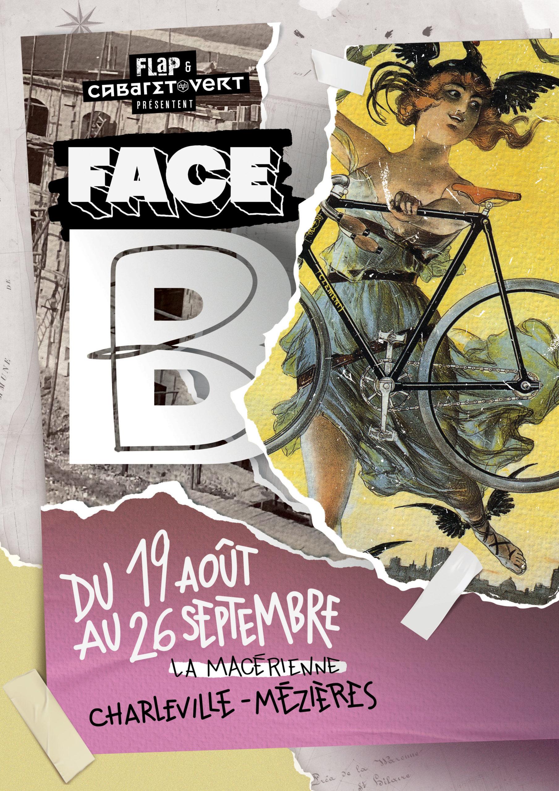 Affiche Face B 2021